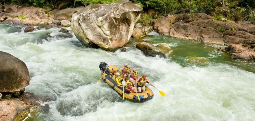 Reef and Rafting on a Budget   Reef Trip