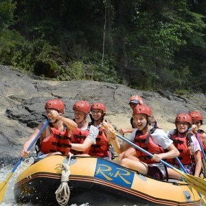 Reef Cruise and Rafting