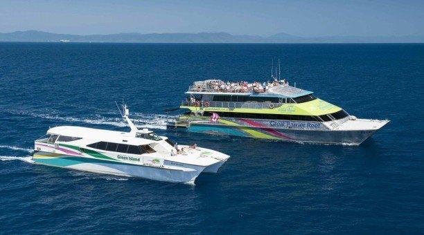 Green Island Cruise