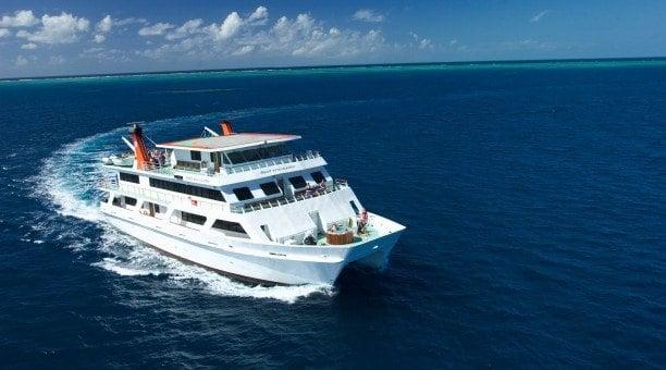 Great Barrier Reef liveaboard