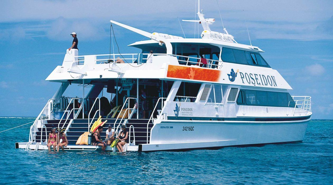 Port Douglas Reef And Tropical Experience Reef Trip