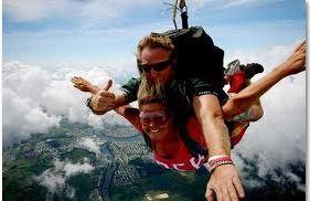Skydiving Cairns Australia