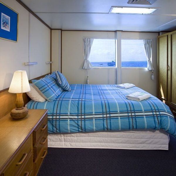Double Bed Stateroom, Reef Encounter