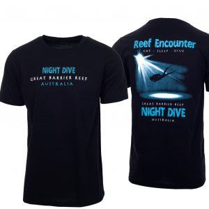 Reef Encounter Night Dive Tshirt