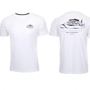 Reef Encounter White Tshirt