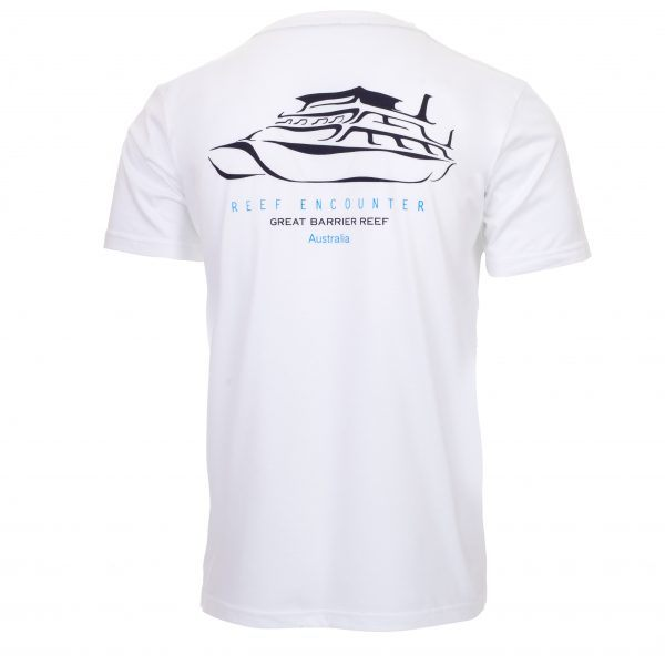 Reef Encounter Tshirt Back