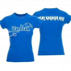 Ladies Dive Team Tshirt