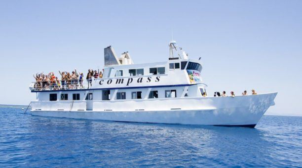 Compass Cruises on the Reef