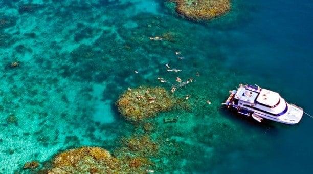 Great Barrier Reef Cruise, Australia
