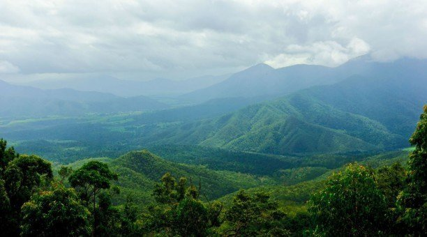 Atherton Tablelands North Queensland Australia