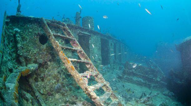 Yongala-Dive-Wreck