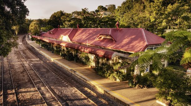 Kuranda Railway Station
