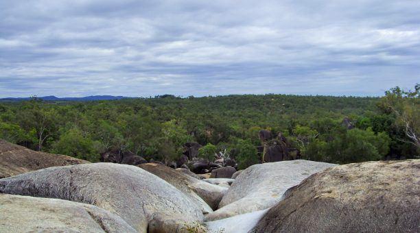 Granite Gorge National Park