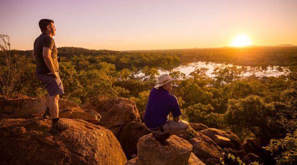 Chillagoe Caves Australian Outback Tour