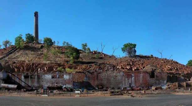 Chillegoe, North Queensland outback tour