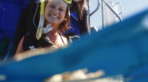 Learn to dive with a personal instructor