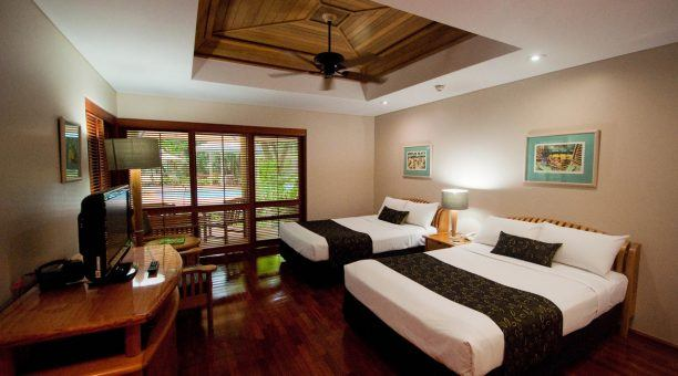 Twin Share Island Suite