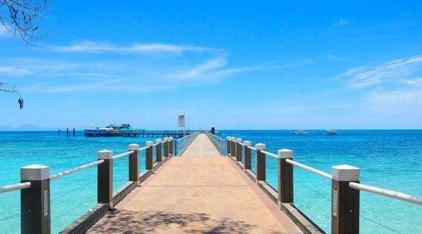 Green Island North Queensland, Australia