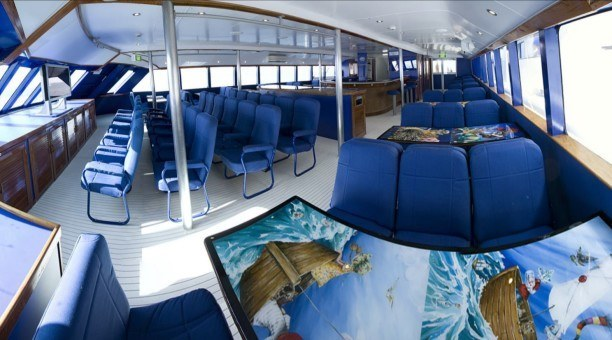 Reef Experience Cruise, Great Barrier Reef Australia