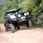 Daintree Creb Track 4WD Adventure