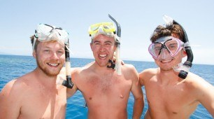 Compass Cruises Cairns best budget reef tour