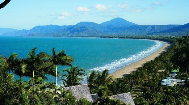 Port Douglas 4 mile beach