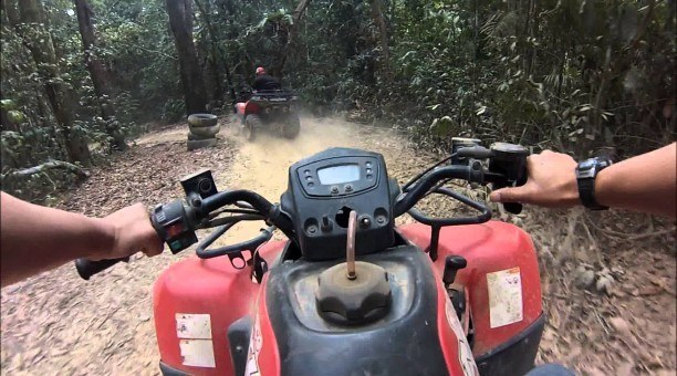 Quad bike adventures Cairns