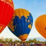 Extended Flight Hot Air Balloon Cairns (C60)