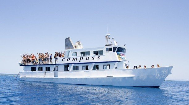Compass Cruises Great Barrier Reef