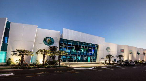 Cairns Aquarium street view