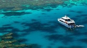 Poseidon Cruise, Great Barrier Reef Port Douglas Australia