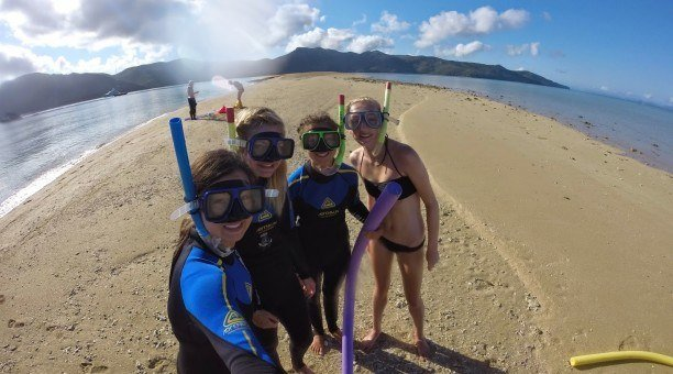 Airlie Beach Sailing Tours, Queensland Australia