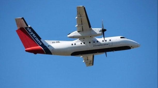 Cape York - Flight