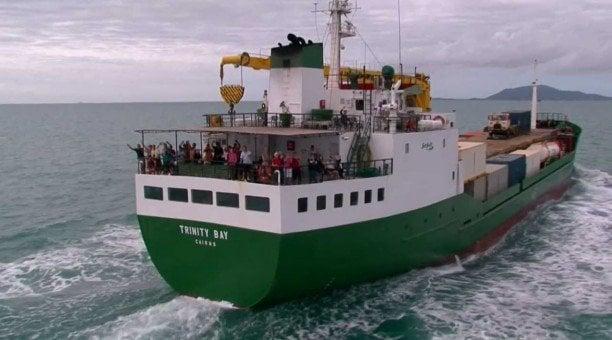 Cape York - MV Trinity Bay