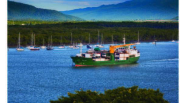 MV Trinity Bay - Cape York