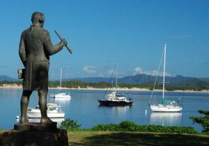 Captian Cook - Cooktown
