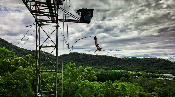Cairns bungy tower