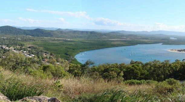 Grassy Hill Cooktown North Queensland Australia