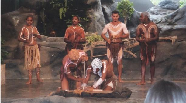 Aboriginal Dancers