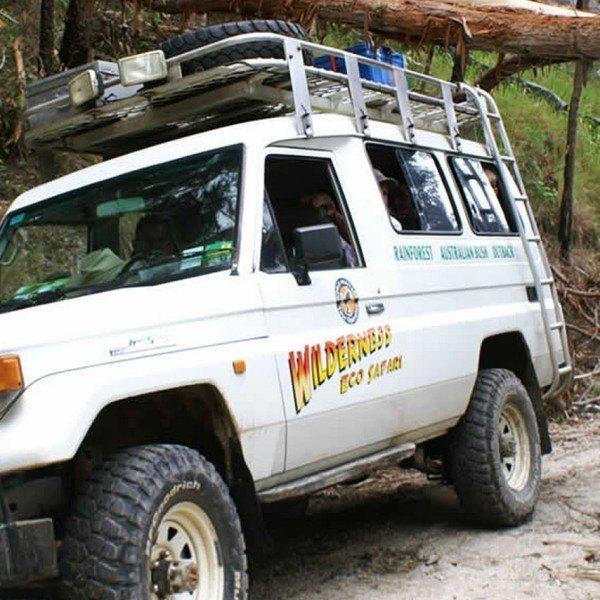 4WD Eco Safari