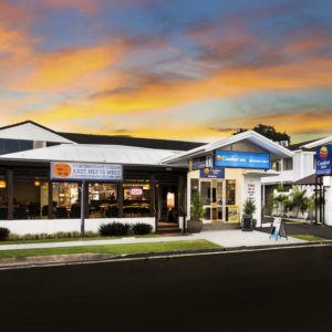 Comfort Inn Discovery Cairns Hotel