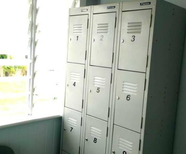 Lockers and luggage storage