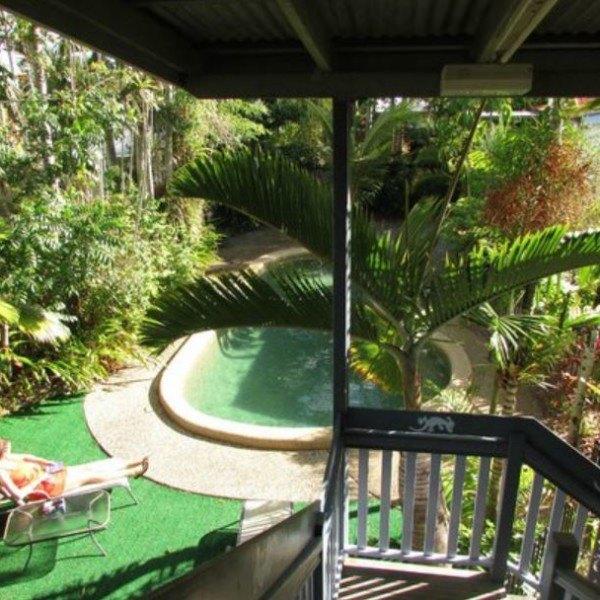 Geckos Hostel, Cairns