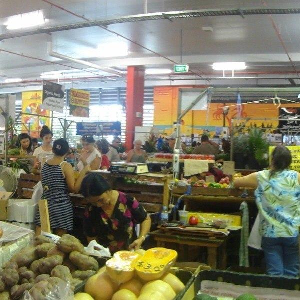 Rustys markets, Cairns