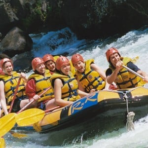 Reef and Rafting (2 days)