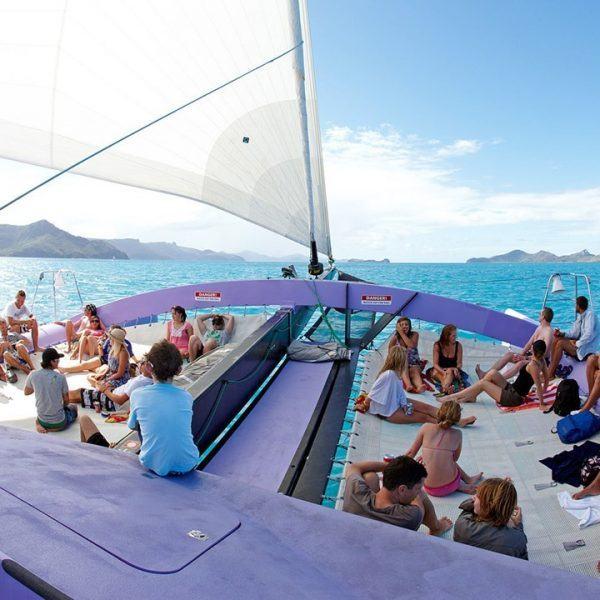Whitsunday 1 Day Sailing Adventure