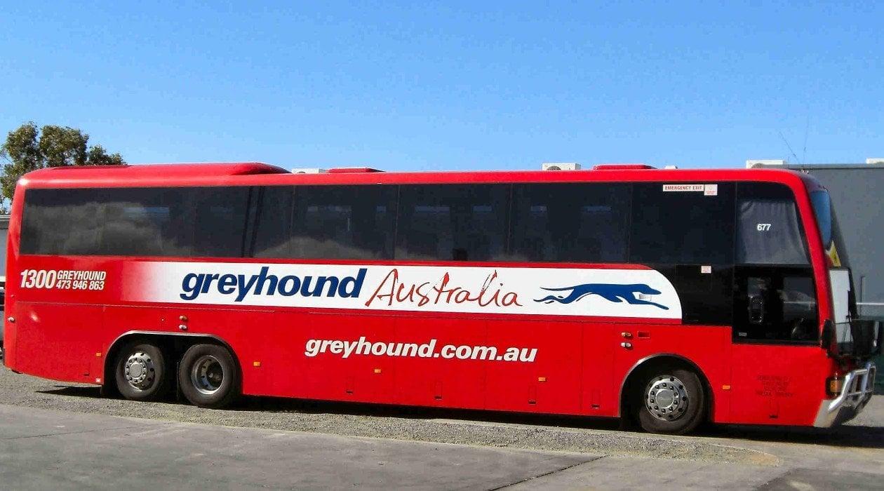 Greyhound Australia Travel Times