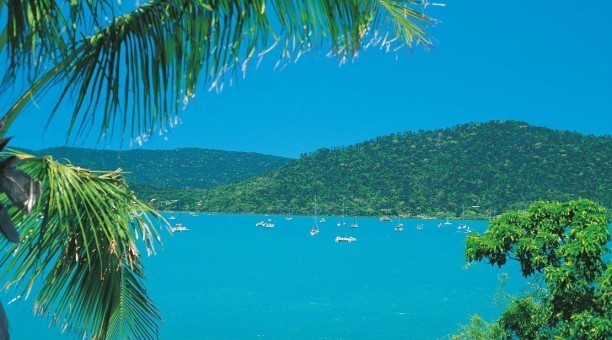 Beautiful Whitsundays