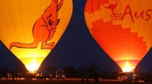 Hot Air Balloon Cairns