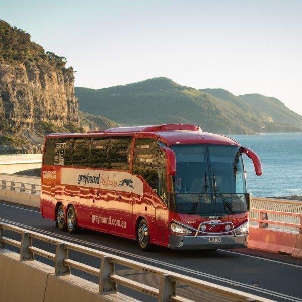 Bis zum Meer - mit dem Bus!